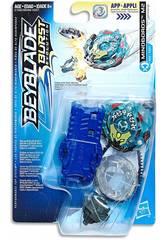Beyblade Peonza Con Lanzador Hasbro B9486