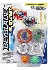 Beyblade Pack Batalla Para 2. Hasbro B9491EU6