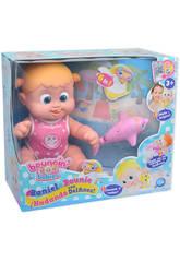 Bouncing Babiees Nage avec les Dauphins