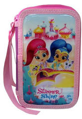 Estuche 3 Pisos Shimmer And Shine