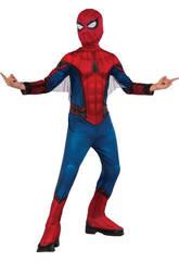 Costume bimbo Spiderman HC Deluxe L