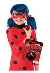 Set Yo-Yo e Orecchini LadyBug Miraculous