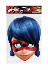 Maschera Miraculous LadyBug Rubies 34812