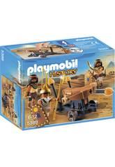 Playmobil Egipcios con Ballesta 5388