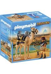 Playmobil Egyptien avec Dromadaire
