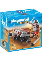 Playmobill History Centurione con balestra