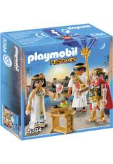 Playmobil César und Cleopatra