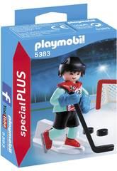 Playmobil Joueur de Hockey 5383