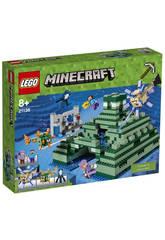 Lego Minecraft Monumento Oceánico 21136