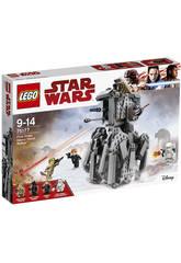 Lego Star Wars Erster Auftrag Schwerer Pfadfinder Walker 75177
