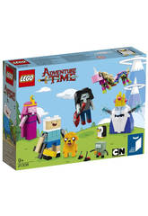 Lego Exclusives Adventure Time 21308