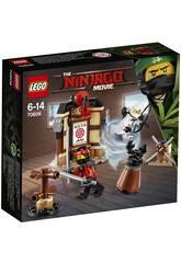 Lego Ninjago Área de Entrenamiento de Spìnjitzu 70606