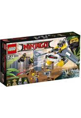 Lego Ninjago Le Bombardier Raie Manta