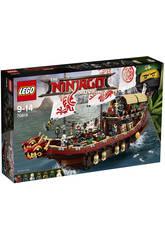 Lego Ninjago Angriffsboot