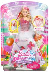 Barbie Princesse Scintillements Sucreries Mattel DYX28
