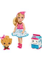 Barbie Chelsea et Ses Petits Amis Mattel FDJ09