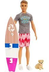 Ken Surfero Mattel FBD71