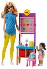 Barbie Yo Puedo Ser Mattel DHB63