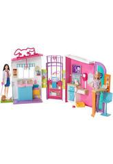 Barbie Clinique d'Animaux de Compagnie