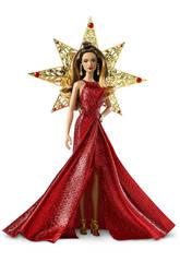Barbie Collection Joyeuses Fêtes Brune