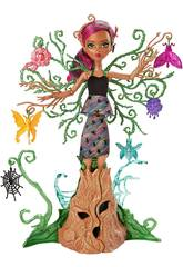 Monster High Nymphe Treesa Thornwiillow Mattel FCV59