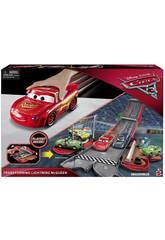 Cars 3 Super Transformación Mattel FCW03