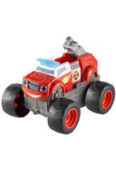 Blaze Camión De Bomberos Turbo Transformación