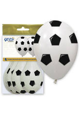 Ballons Gonflables Gold Football Globolandia