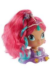 Shimmer and Shine Busto 20X14cm Mattel FLV03