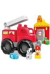 Mega Bloks Camion de Pompiers