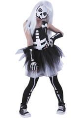 Déguisement Squelette Tutuween Taille L Rubies S8413-L
