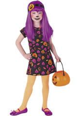 Costume Zucca Candy S