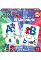 Imparo L'alfabeto PJ Masks Educa 17251