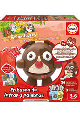 Educativo Electronico Animalisto Doc El Perrito - Letras Educa 17246