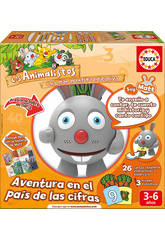 Educativo Electronico Animalisto Matt El Conejo - Cifras Educa 17245