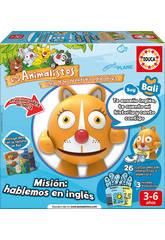 Educativo Electronico Animalisto Haku Bali La Gatita - Inglés Educa 17248