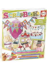 Scrapbook Party Fête Educa 17419
