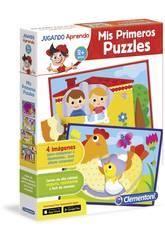 Spielend Lernen Mein Erstes Puzzle Clementoni 55116