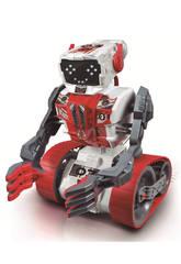 Evolution Robot 30 cm 8 Modalités de Jeu de Science Clementoni 55191