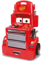 Cars 3 Mack Truck Banco de Trabajo Smoby 360208