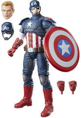 Figure Marvel Legends Series Captain America Hasbro B7433