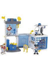Mickey Mouse Comisaría De Policía