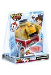 Disk Launcher Yo-Kai Uhr IMC TOYS 396500