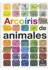 Libro Arcoiris de Animales Susaeta Ediciones S2053999