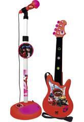 Micro y Guitarra Lady Bug Claudio Reig 2675