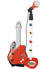 Microphone et Guitare Cars Claudio Reig 5309