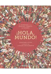 Livre Bonjour le Monde ! Susaeta Editions S5033999