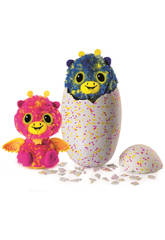Hatchimals Jumeaux Surprise Giraven Rose Bizak 6192 1922