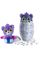 Hatchimals Jumeaux Surprise Peacat Violet Bizak 6192 1923