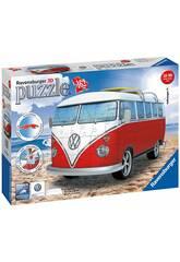 Puzzle 3D Building Furgoncino Volkswagen Ravensburger